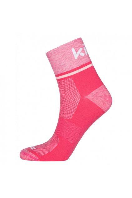 Kilpi Dámké ponožky Refty růžová
