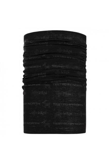 Kilpi šátek Darlin černá  UNI