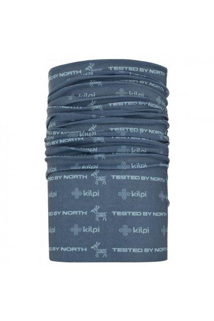 Kilpi šátek Darlin modrá  UNI
