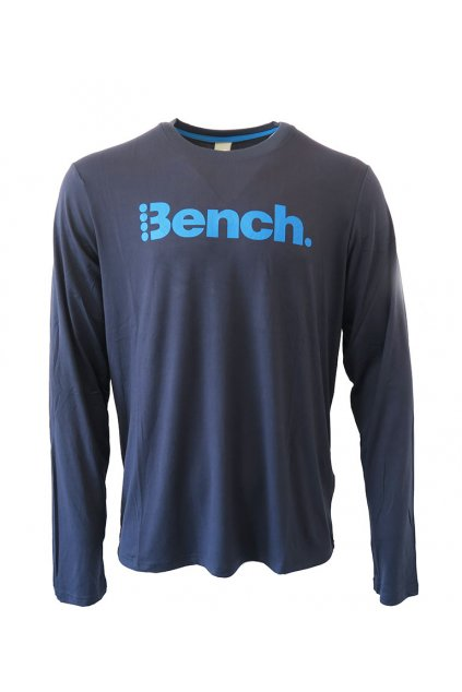 Tričko Bench blue BPMG000039 NY022