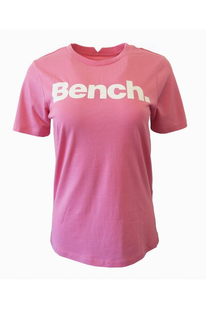 Tričko Bench pink BLWG000921 PK052
