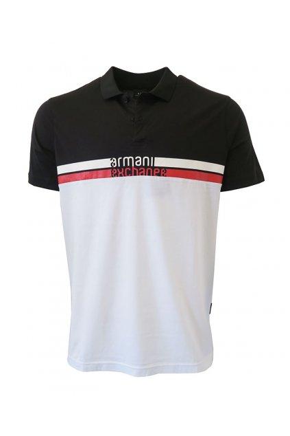 Pánské tričko Armani Exchange 3GZFMF ZJH4Z