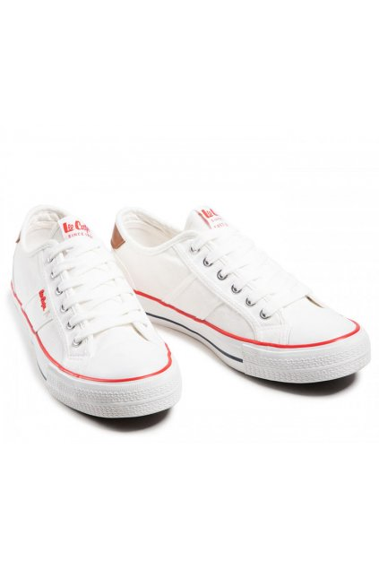 Boty Lee Cooper LCW-21-31-0056M White