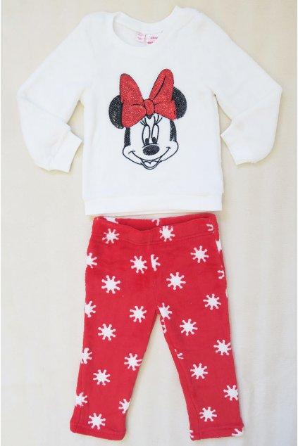 Dětské pyžamo Minnie Orchestra HFINDL-ECR