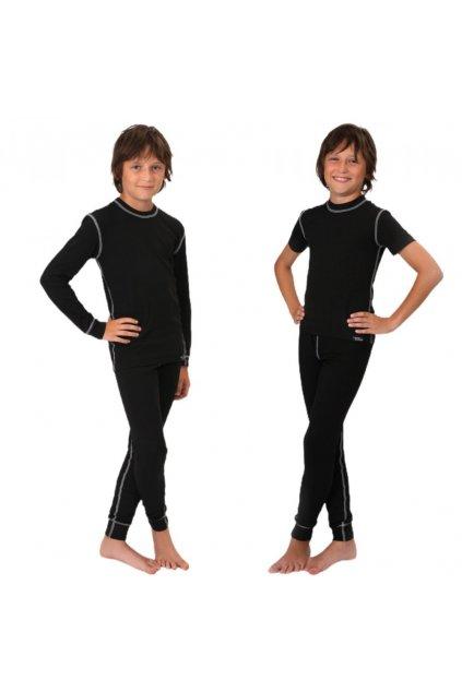 AN-ATOMIC triko s dlouhým rukávem pro děti