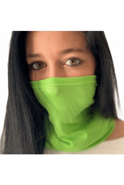 NANO AG-TIVE multifunkční šátek - unisex