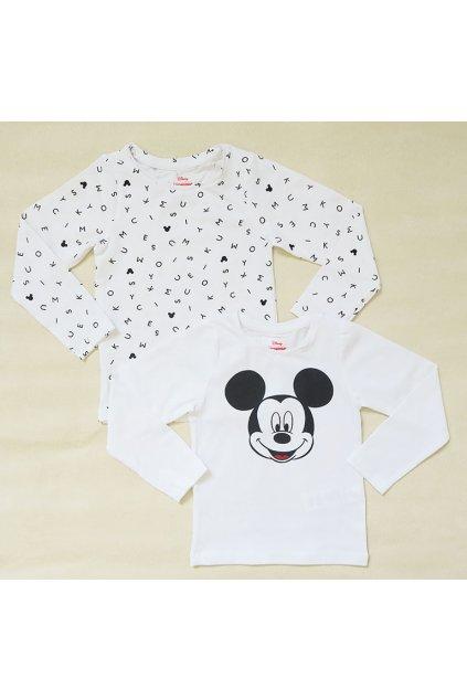 Dětské tričko Mickey Orchestra HGAK7N-BLA