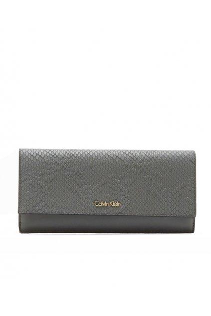 Peněženka Calvin Klein Jasmine Texture K60K603359