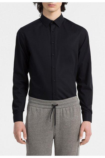 Košile Calvin Klein black K10K100735013