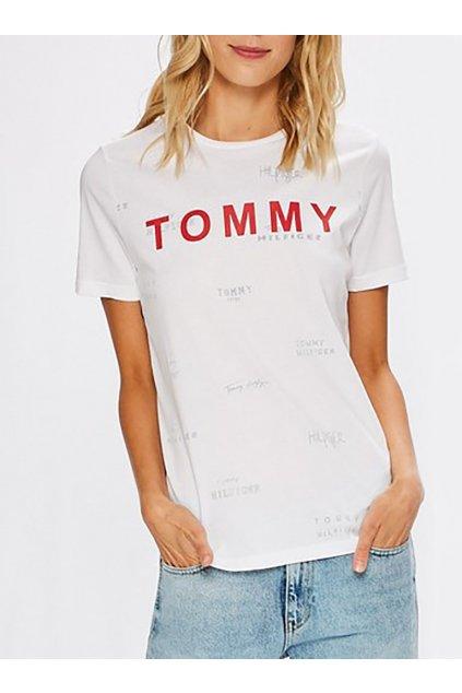 Tričko Tommy Hilfiger WW0WW22619/100