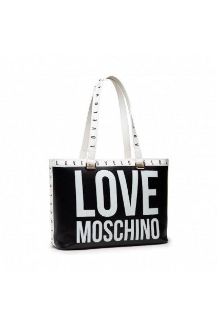 Kabelka LOVE MOSCHINO JC4180PP1DLI0000 Nero