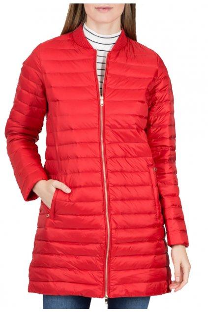 Dámský kabát Tommy Hilfiger WW0WW23527/607