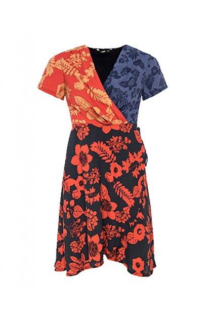 Dámské šaty Desigual 18WWVW53/5000