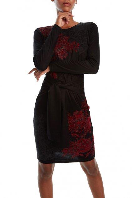 Dámské šaty Desigual 19SWVKX4/2000