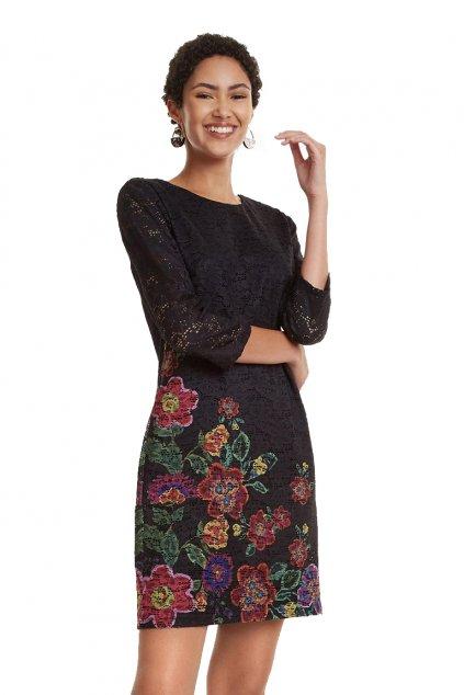 Dámské šaty Desigual 18WWVWX5/2000