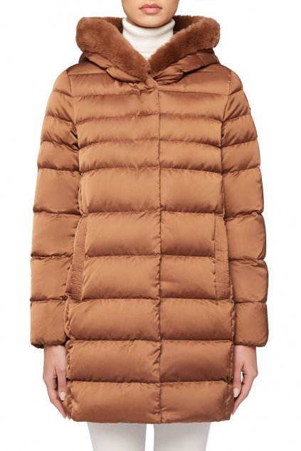 Dámská zimní bunda GEOX W1425YT2655F6210