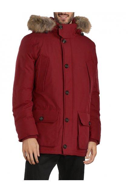 Zimní bunda Tommy Hilfiger MW0MW08249/666