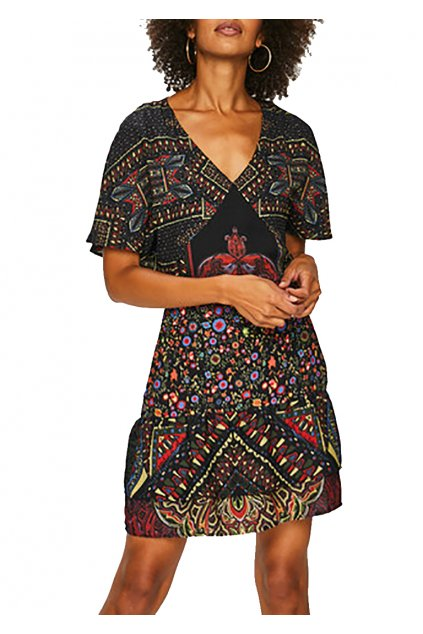 Dámské šaty Desigual 18WWVWA0/2000