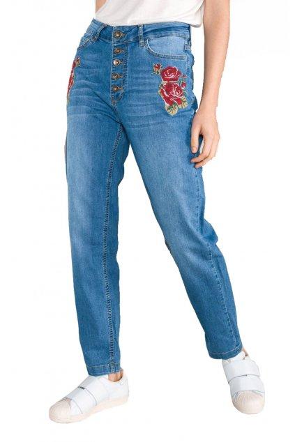 Dámské džíny Desigual 18WWDD47/5008