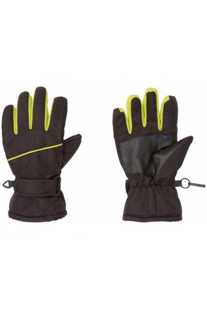 Dětské rukavice Crivit 335857 Black