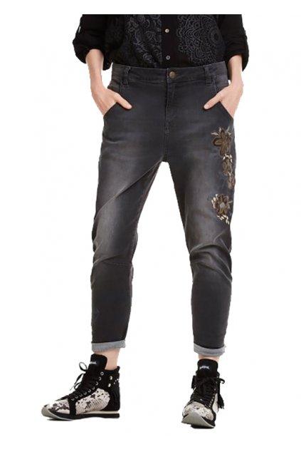 Dámské džíny Desigual 18WWDD08/2060