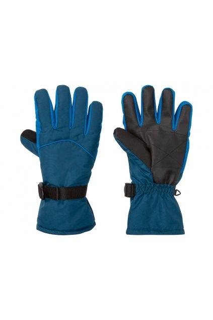 Pánské rukavice Crivit 347983 blue