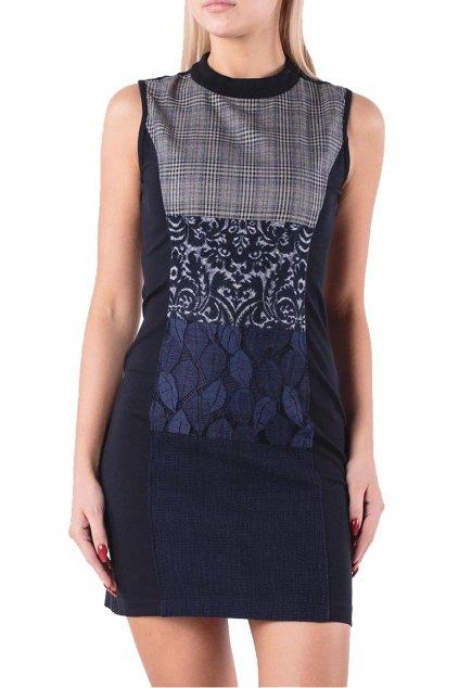 Dámské šaty Desigual 18WWVW21/5000