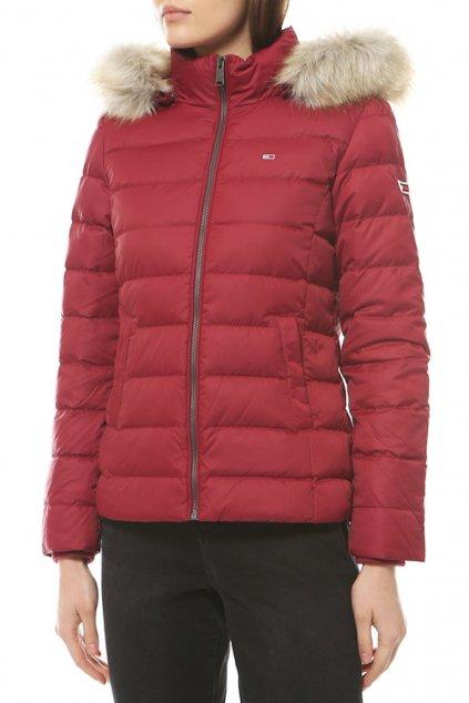 Bunda Tommy Hilfiger DW0DW06774 VG5 TJW Essential hooded down jackets