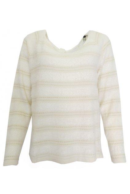 Bílozlatý svetřík Bréal