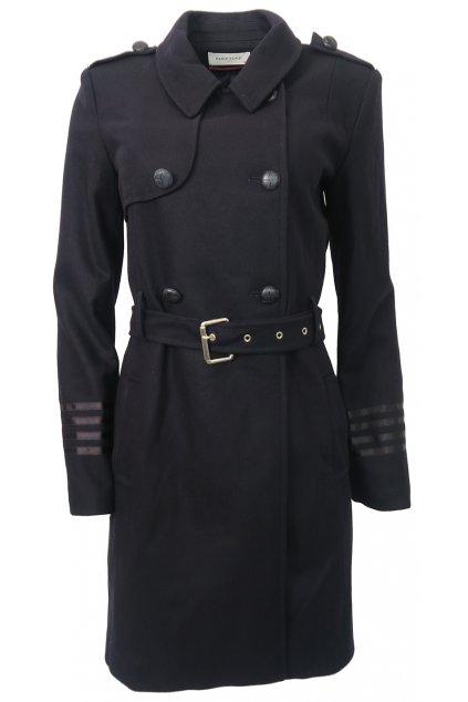 Kabát s pruhovanými rukávy NAF NAF