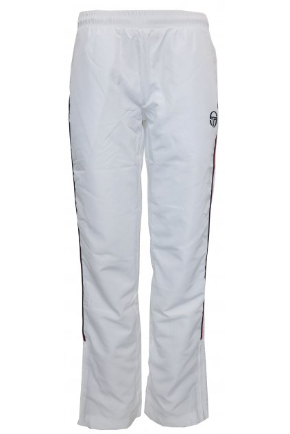 Lehké sportovní kalhoty s barevným lemem Sergio Tacchini