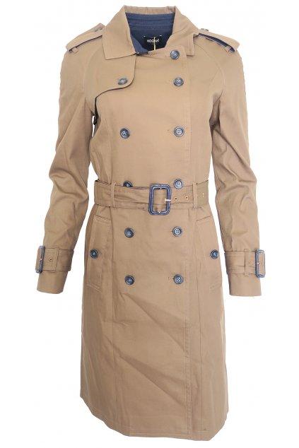 Hnědý kabátek Kookaï