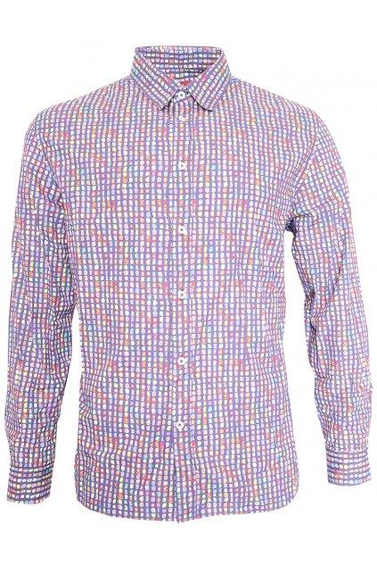 Desigual puntíkovaná barevná košile