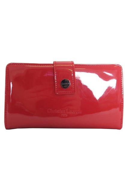 Lakovaná peněženka Christian Lacroix