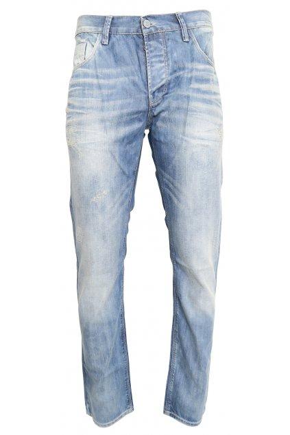 Světlé džíny Cipo & Baxx