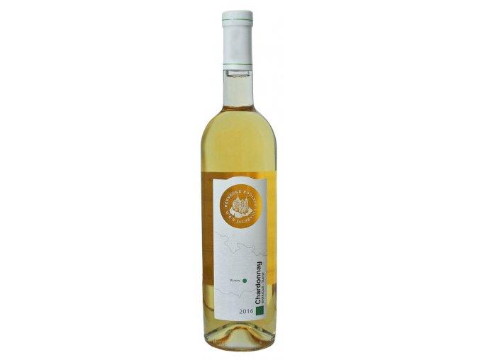 Chardonnay barrique 2016
