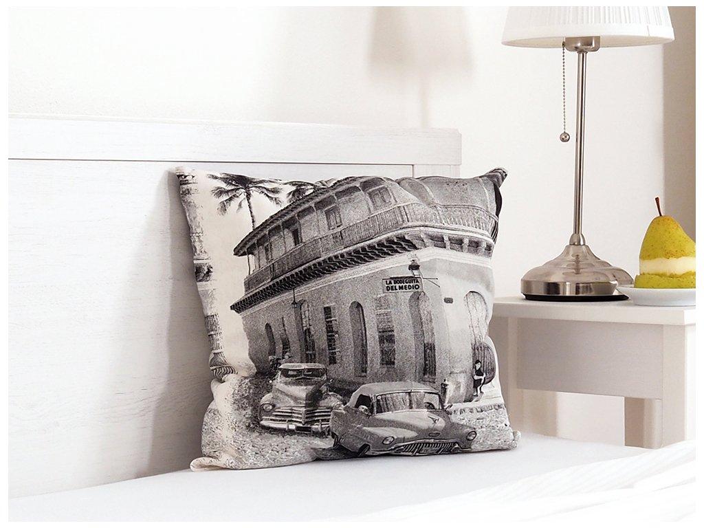 Dekorační polštářek 45x45 - Havana