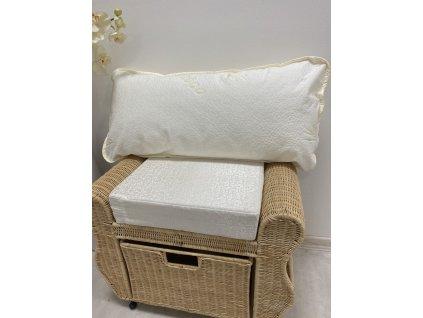 Zdravotní polštář Bamboo 40x80