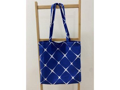 Látková taška - 40x45cm - vzor Menta