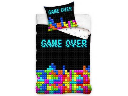 Bavlnene povleceni Game Over NL192032