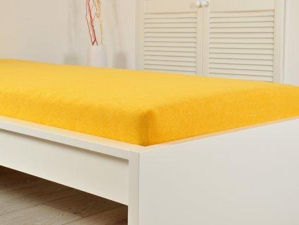108 sytá žlutá