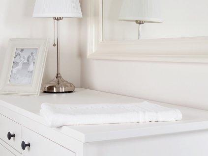 Koupelnová předložka Greek 50x70 cm - Bílá