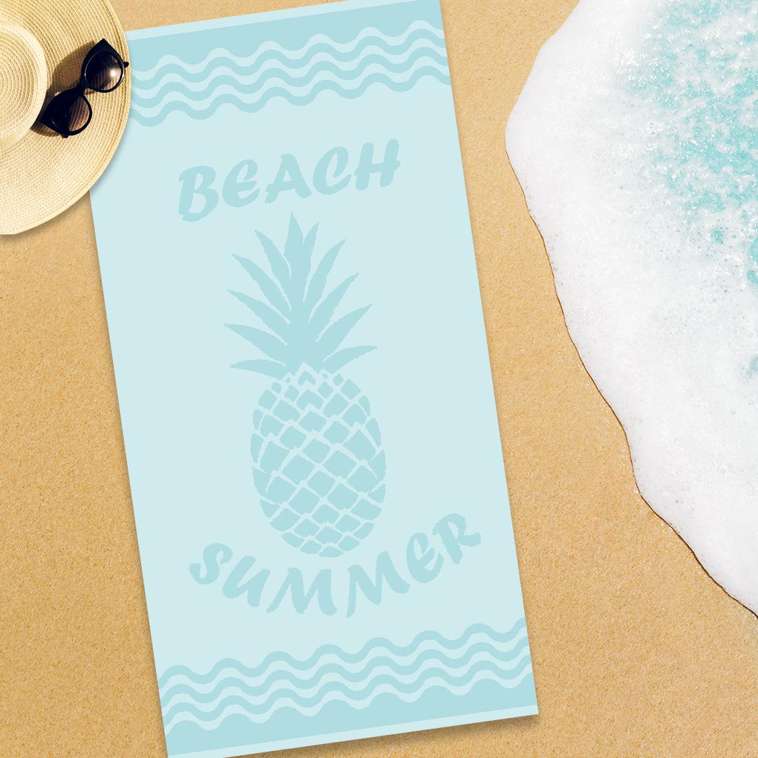 Plážové osušky