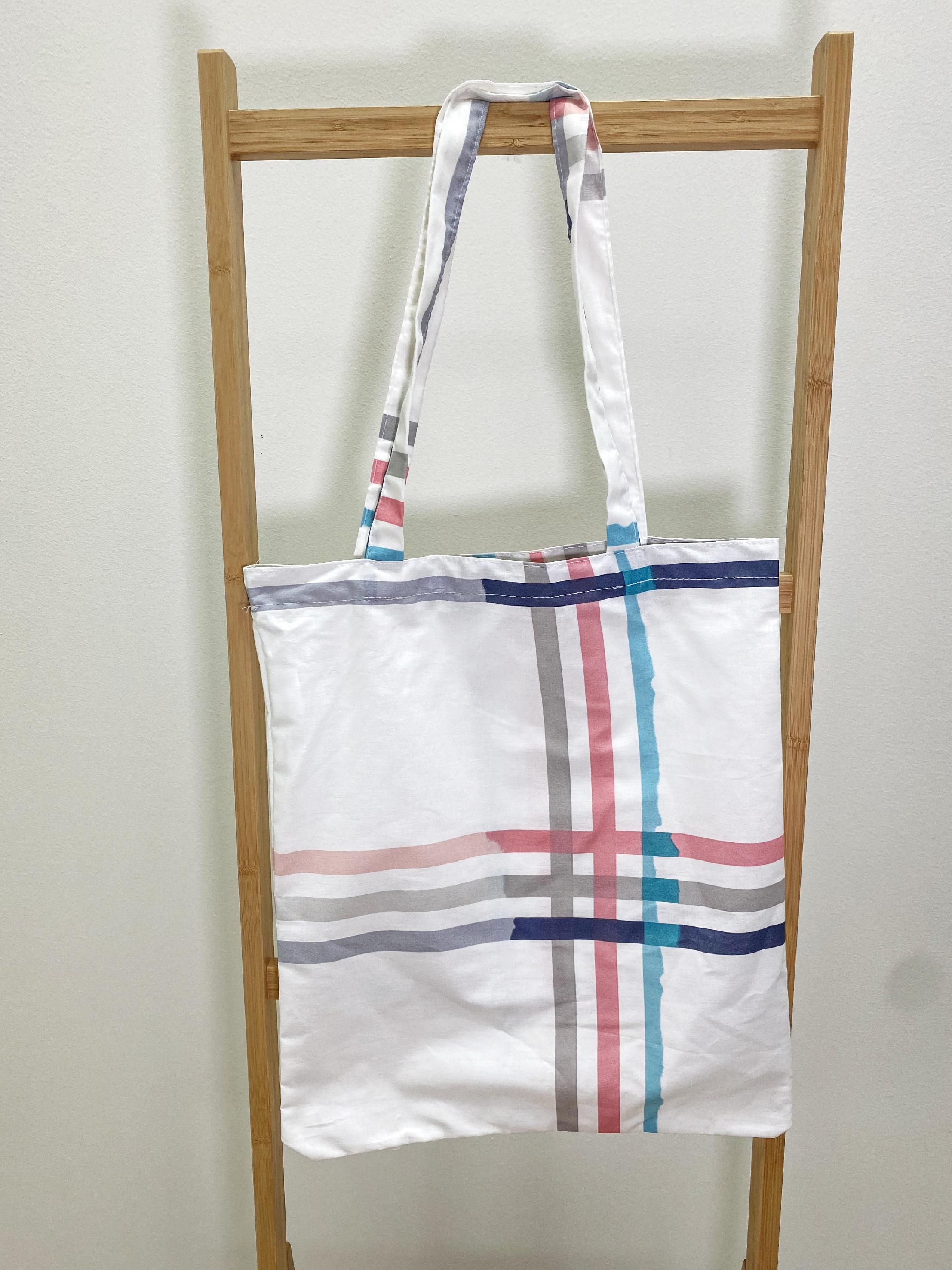 B.E.S. - Petrovice, s.r.o. Látková taška - 40x45cm - vzor Split