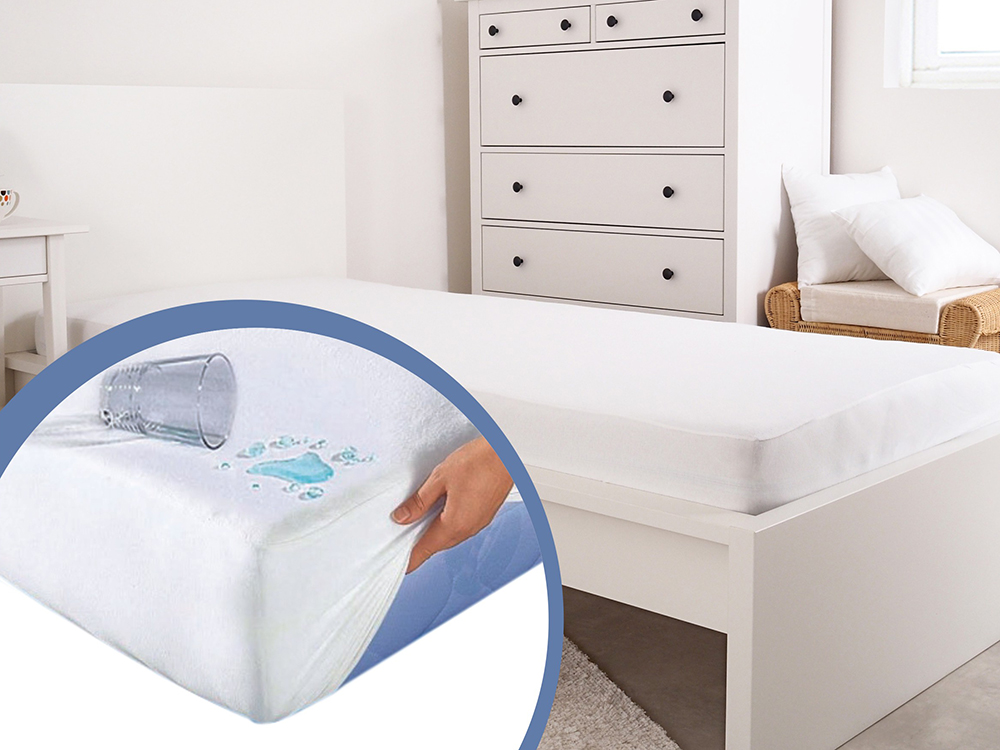 B.E.S. - Petrovice, s.r.o. Nepropustný hygienický chránič matrace Rozměr: 90 x 200