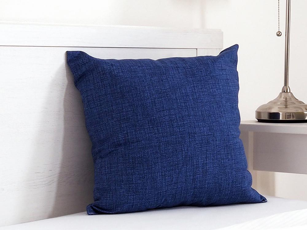 Levně Dekorační polštářek 45x45 - Modrý