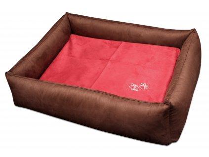 kanape comfort velky cervena1