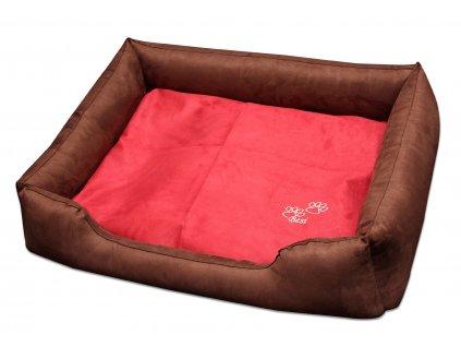 kanape comfort velky cervena