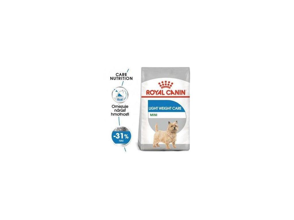 Royal Canin Mini Light WCare 3kg