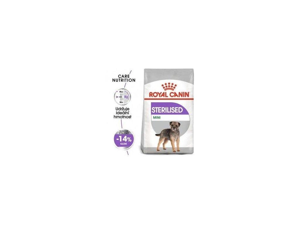 Royal Canin Mini Sterilised Adult 3kg